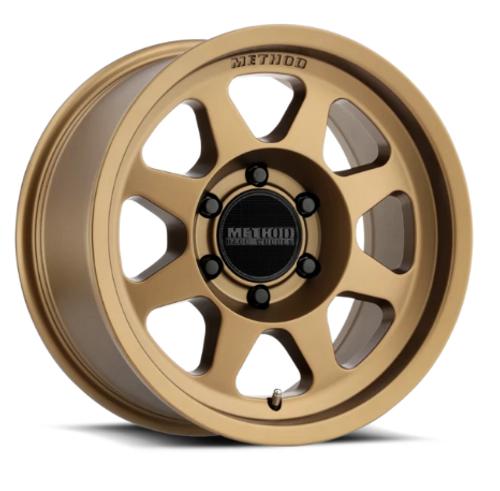 Method Race Wheel MR70178550900 701 Wheel 17x8.5 5x5 Bronze