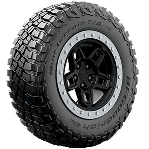 "BF Goodrich 01898 T/A KM3 Tire for 17"" Wheel"