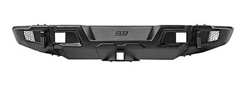 Smittybilt 76732 Stryker Rear Bumper for Jeep Wrangler JK 2007-2018
