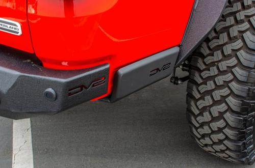 DV8 Offroad SRGL-01 Bedside Sliders for Jeep Gladiator JT 2020+