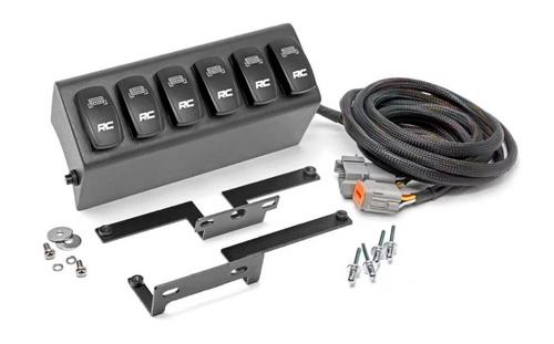 Rough Country 70959 MLC-6 Multiple Light Controller for Jeep Wrangler JK 2007-2018