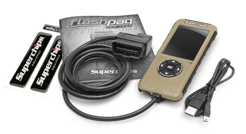 Superchips 3876-JT FlashPaq F5 Programmer for Jeep Gladiator JT 2020+