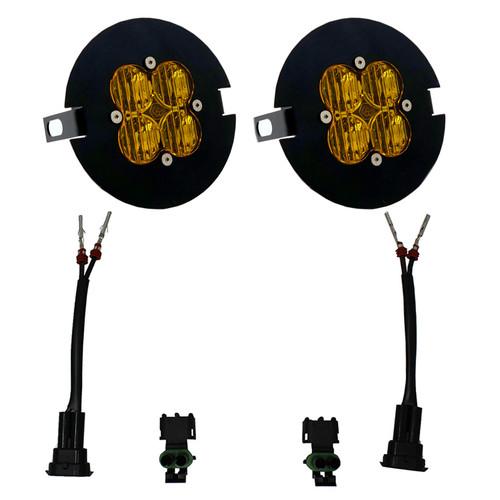 Baja Designs 447613 SAE Fog Light Kit for Toyota/Ford Tundra, Tacoma & F-150