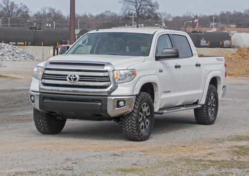 """Rough Country 870 2.5""""-3"""" Leveling Lift Kit with No Struts for Tundra 2007+"""