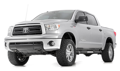 """Rough Country 76830 3.5"""" Bolt-On Lift Kit  with Strut Spacers and N3 Shocks for Toyota Tundra 2007+"""