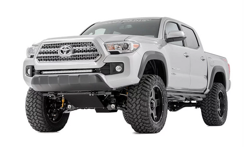 "Rough Country 75720 4"" Suspension Lift Kit for Toyota Tacoma 2016+"