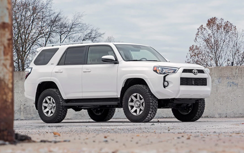 """Rough Country 76630 3"""" Suspension for Toyota 4Runner 2010+"""