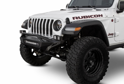 ADD Offroad F961392080103 Stealth Fighter Bumper with Grille Guard for Jeep Wrangler JL & Gladiator JT 2018+