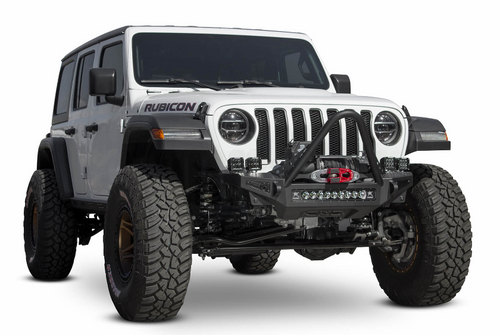 ADD Offroad Rock Fighter Front Stinger Winch Bumper (Wrangler JL & Gladiator JT 2018+)
