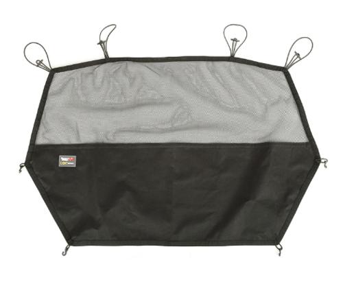 Rugged Ridge 13260.06 Rear C2 Cargo Curtain for Jeep Wrangler JK, JL & Gladiator JT 2007+