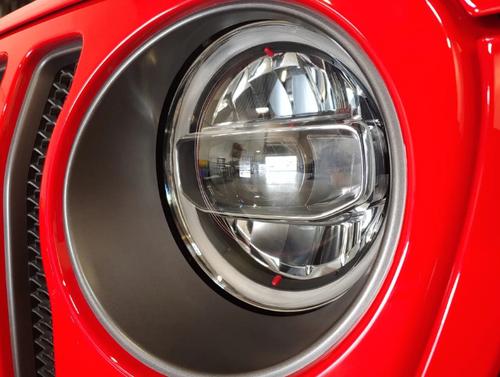 DV8 Offroad HLCJL-01 LED Headlight Pair for Jeep Wrangler JL & Gladiator JT 2018+