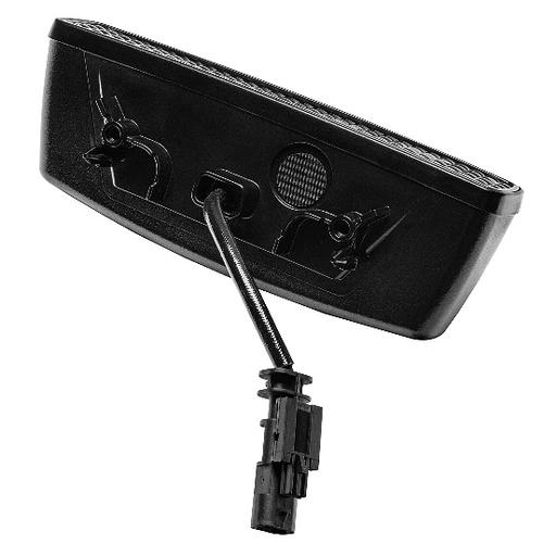 Oracle Lighting 5854-504 Smoked LED Third Brake Light for Jeep Wrangler JL 2018+