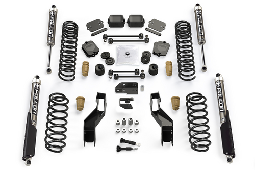 "TeraFlex 1613021 3.5"" Sport ST3 Suspension System with Falcon 2.1 Shocks for Jeep Wrangler JL 4 Door (2018+)"