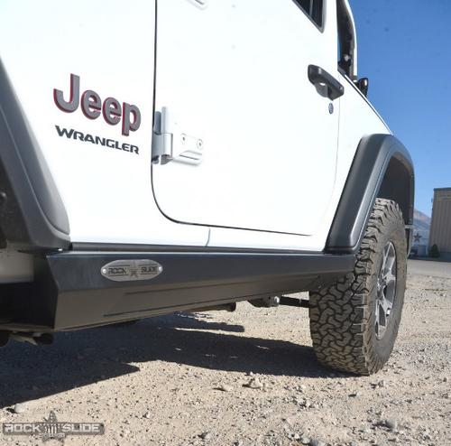 Rock Slide Engineering BD-SS-200-JL2 Gen II Step Sliders for Jeep Wrangler JL 2 Door 2018+