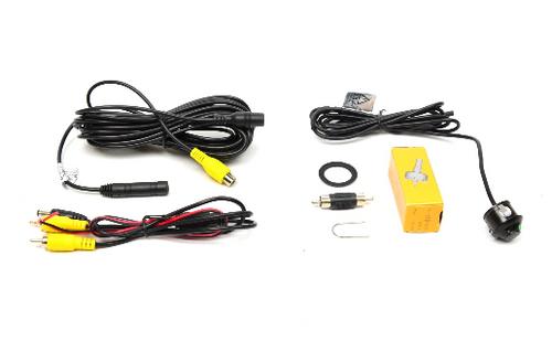Brand Motion 9002-7612 Snap-In Adjustable Bullet Camera