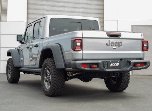 Borla 60698 Loop Delete Kit for Jeep Gladiator JT 2020+