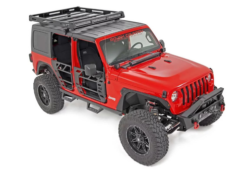 Rough Country 10612 Roof Rack System for Jeep Wrangler JL 2018+