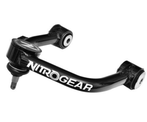Nitro Gear & Axle NPUCA-TACO Extended Travel Ball Joint Style Upper Control Arm Pair for Toyota Tacoma 2005+