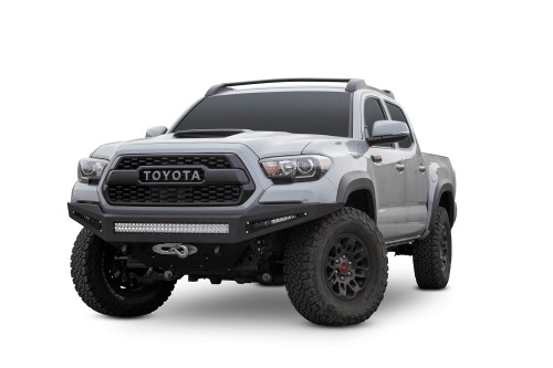 ADD Offroad F687382730103 HoneyBadger Front Bumper for Toyota Tacoma 2016+