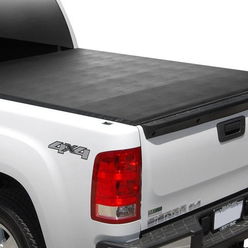 Smittybilt 2640081 Smart Cover Tri-Fold Tonneau Cover for 6' Bed Toyota Tacoma Gen 3 2016+