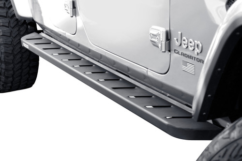 Go Rhino 63442987PC RB10 Running Boards for Double Cab Toyota Tacoma 2005+