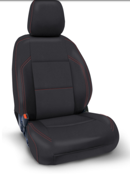 PRP Seats B053-02 PreMade Front Seat Cover Pair for Toyota Tacoma 2016+