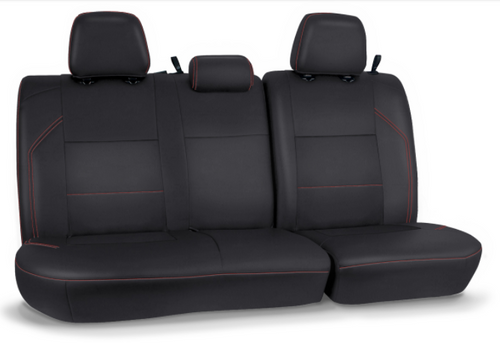 PRP Seats B054-02 Rear Bench Seat Cover Premade for Toyota Tacoma 2016+