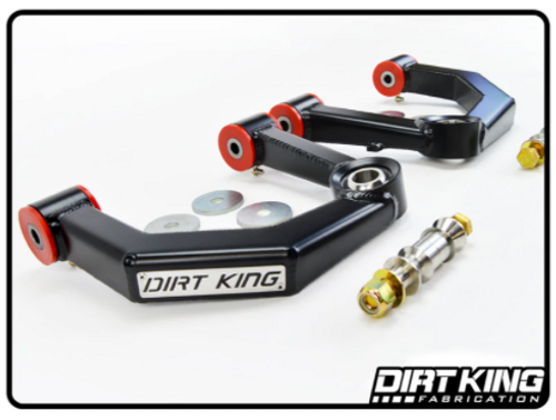 Dirt King Fabrication DK-811902 Bushing Upper Control Arms for Toyota Tacoma 2005+