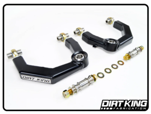 Dirt King Fabrication DK-811903 Heim Upper Control Arms for Toyota Tacoma 2005+