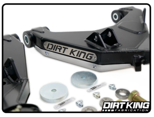 Dirt King Fabrication DK-811704 Performance Lower Control Arms for Toyota Tacoma 2005+