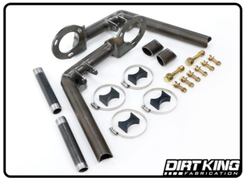 Dirt King Fabrication DK-811910 Bypass Shock Hoop Kit for Toyota Tacoma, FJ & 4Runner 2003+