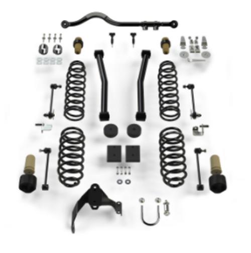 "TeraFlex 1212000 2.5"" Sport ST2 Suspension System for Jeep Wrangler JK 2 Door 2007-2018"
