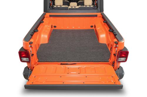 BedRug BMJ20SBS Rear Bed Mat Liner- Classic for Jeep Gladiator JT 2020+