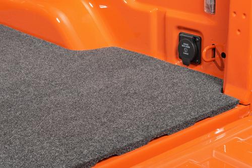 BedRug XLTBMJ20SBS Rear Bed Mat Liner- XL for Jeep Gladiator JT 2020+