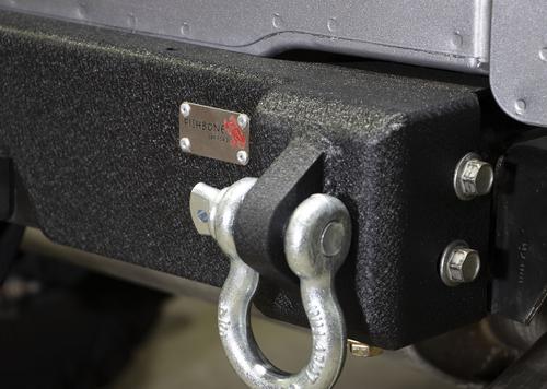 Fishbone Offroad FB22179 Rear Bumper Delete for Jeep Wrangler JL 2018+