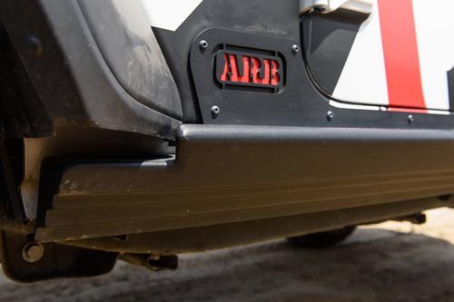 ARB 4450240 Rock Sliders for Jeep Wrangler JL 4 Door 2018+