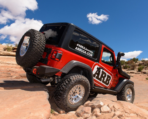ARB 4450250 Rock Sliders for Jeep Wrangler JL 2 Door 2018+