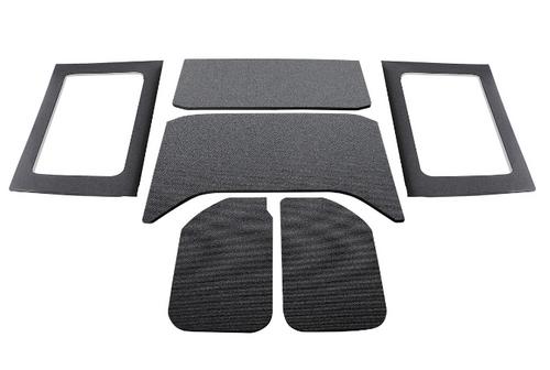 Design Engineering Inc. 050290 Boom Mat Sound Deadening Headliner Kit for Jeep Wrangler JK 4 Door 2011-2018