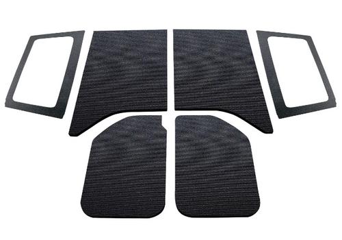 Design Engineering Inc. 050285 Boom Mat Sound Deadening Headliner Kit for Jeep Wrangler JK 2 Door 2011-2018
