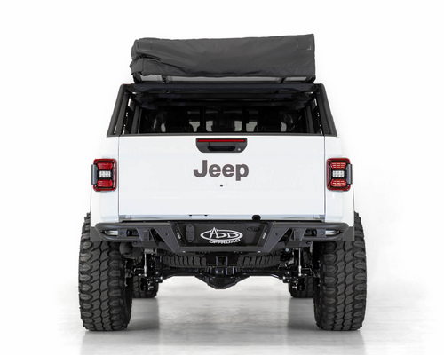 ADD Offroad R97857NA0103 Pro Bolt On Rear Bumper for Jeep Gladiator JT 2020+