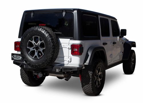 ADD Offroad Stealth Fighter Rear Bumper for Jeep Wrangler JL 2018+