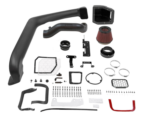 Flowmaster 615208 Delta Force Performance Cold Air Snorkel Kit for Jeep Wrangler JL 2.0L 2018+