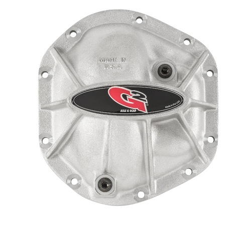 Rugged Ridge 16595.12 Black Boulder Aluminum Differential Cover for Dana 44 by Rugged Ridge