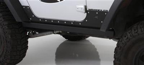 Smittybilt XRC Armor Body Cladding- 2 Door (Wrangler JK 2007-2018)
