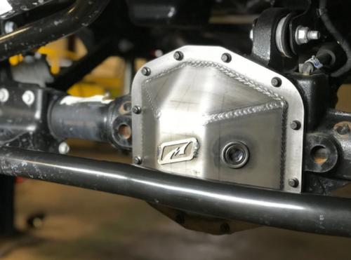 Motobilt MB4075 Front Diff Cover Rubicon M210 for Jeep Wrangler JL & Gladiator JT 2018+