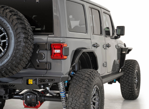 ADD Offroad D96164603NA Stealth Fighter Rear Fenders for Jeep Wrangler JL 2018+