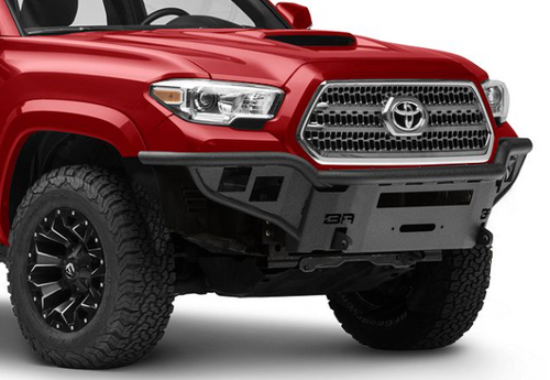 Body Armor 4x4 TC-19337 Desert Series Front Bumper for Toyota Tacoma Gen 3 2016+