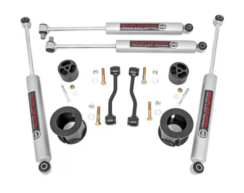 "Rough Country 63400 2.5"" Suspension Lift Kit for Jeep Gladiator JT 2020+"