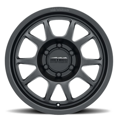 Method Race Wheel MR70278550500 Trail Series 702 Wheel | 17x8.5 | 5x5 | Matte Black