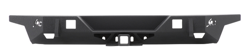 Smittybilt 76745 SRC Carbine Rear Bumper for Jeep Wrangler JK 2007-2018